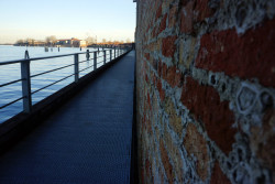 Arsenale running tour in Venice