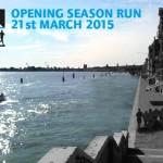 Opening Season Run 2015 VENICE BY RUN