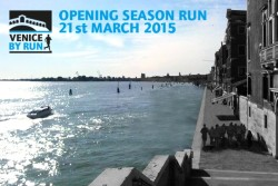 Opening Season Run VENICE BY RUN