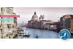 Venice view salute and grand canal