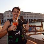 The Light Runner meets Venice by Run