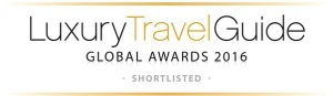 Venice by Run shortlisted on 2016 Travel Luxury Guide Awards logo