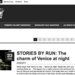Venice by Run in the media